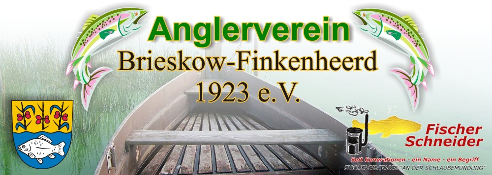 Anglerverein Brieskow Finkenheerd 1923 e.V.
